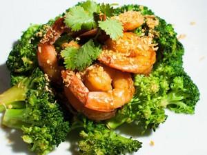Broccoli & Oyster Sauce